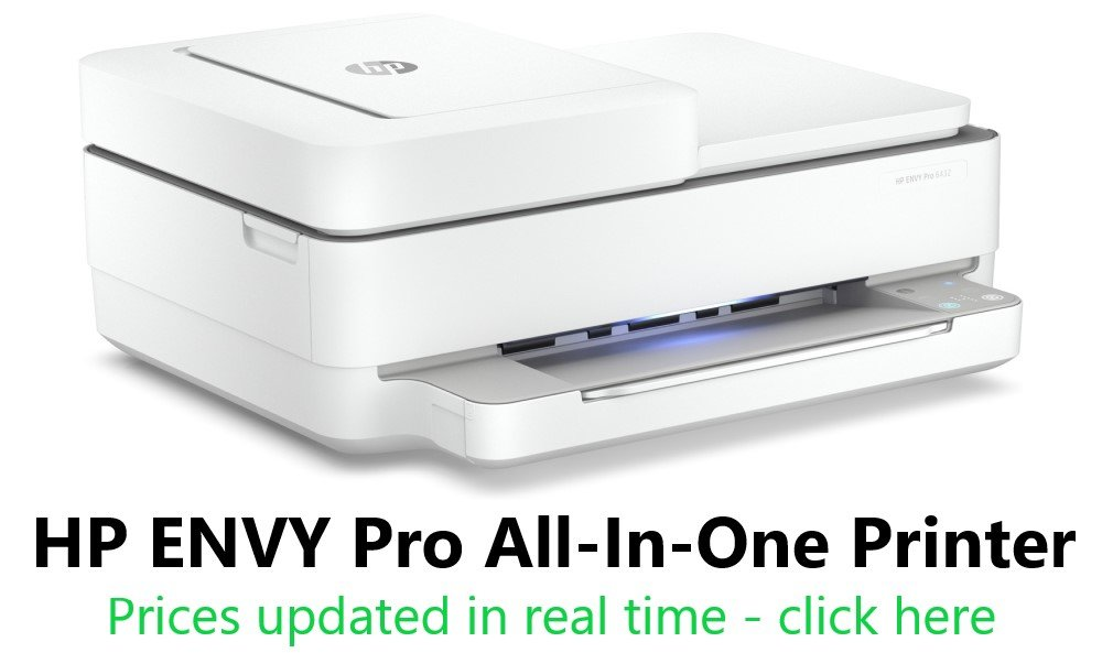 HP ENVY Pro 6432 All in One Printer