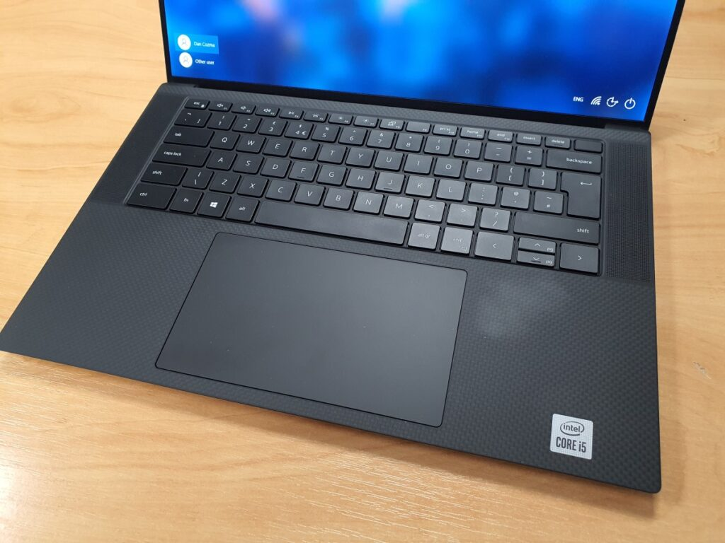 Dell XPS 15 9500 Laptop Review